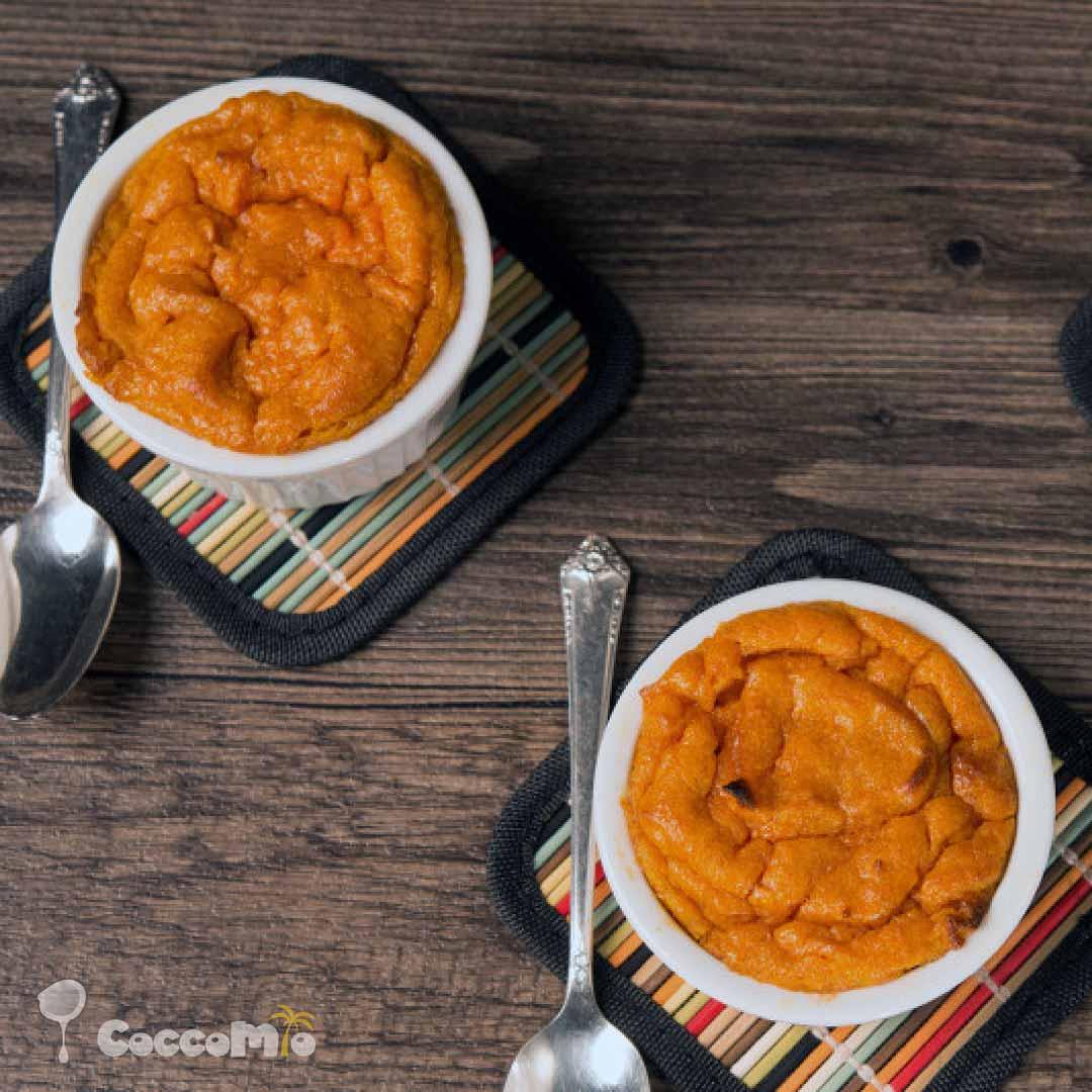 CoccoMio Carrot Souffle Recipe