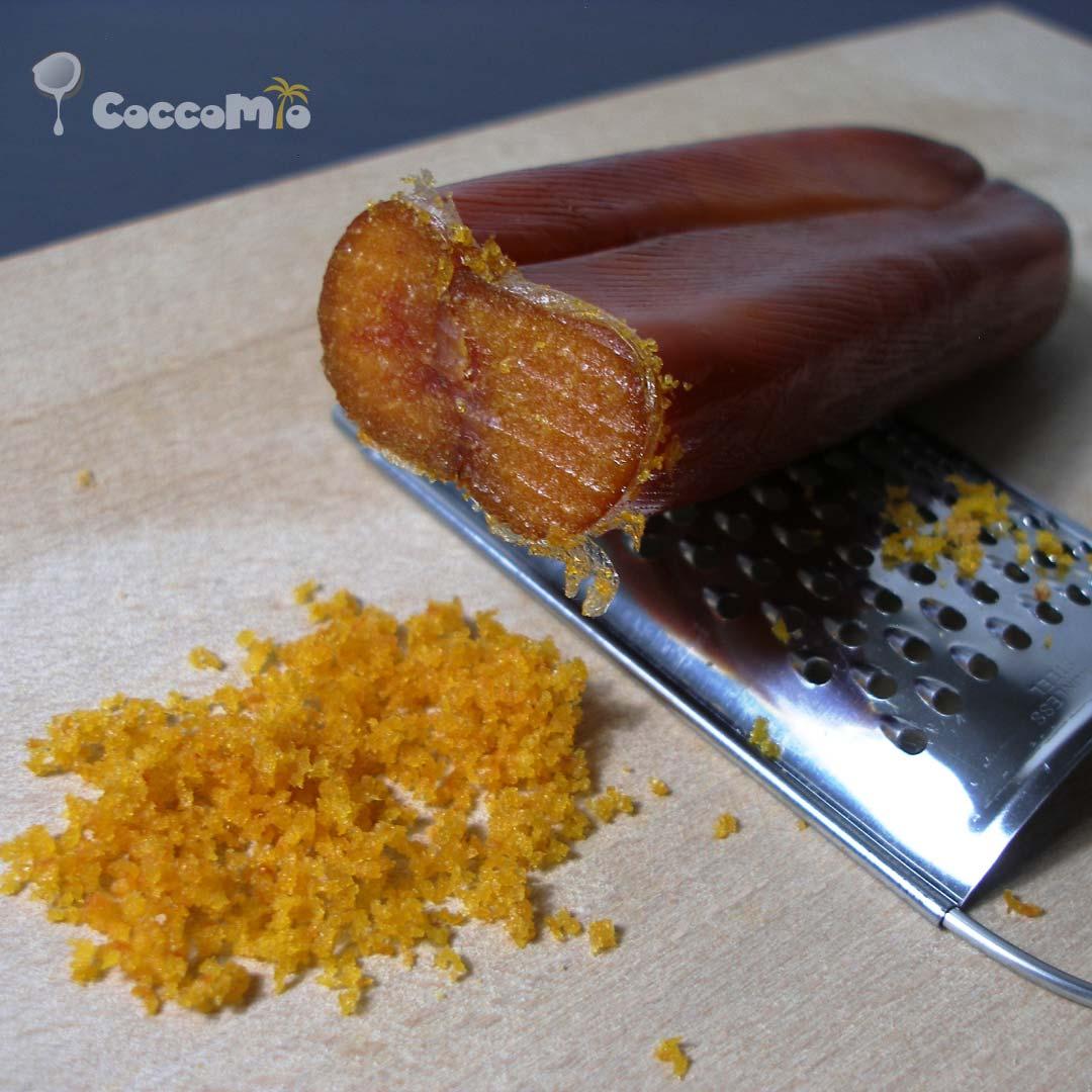 CoccoMio Bottarga Macaroni Recipe Square