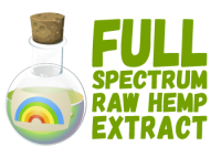 CoccoMio CBD Full Spectrum Raw Hemp Extract