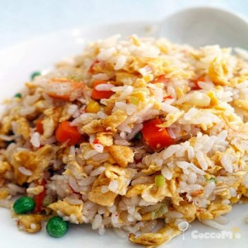 CoccoMio Chicken Fried Rice Recipe