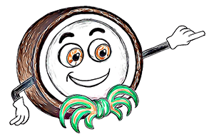 CoccoMio Cocchino Coconut Oil