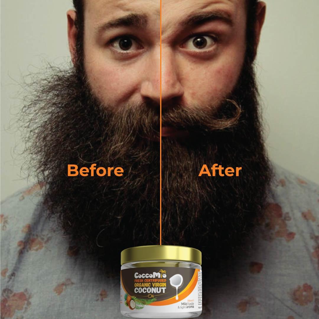 CoccoMio Coconut OIl for Beard