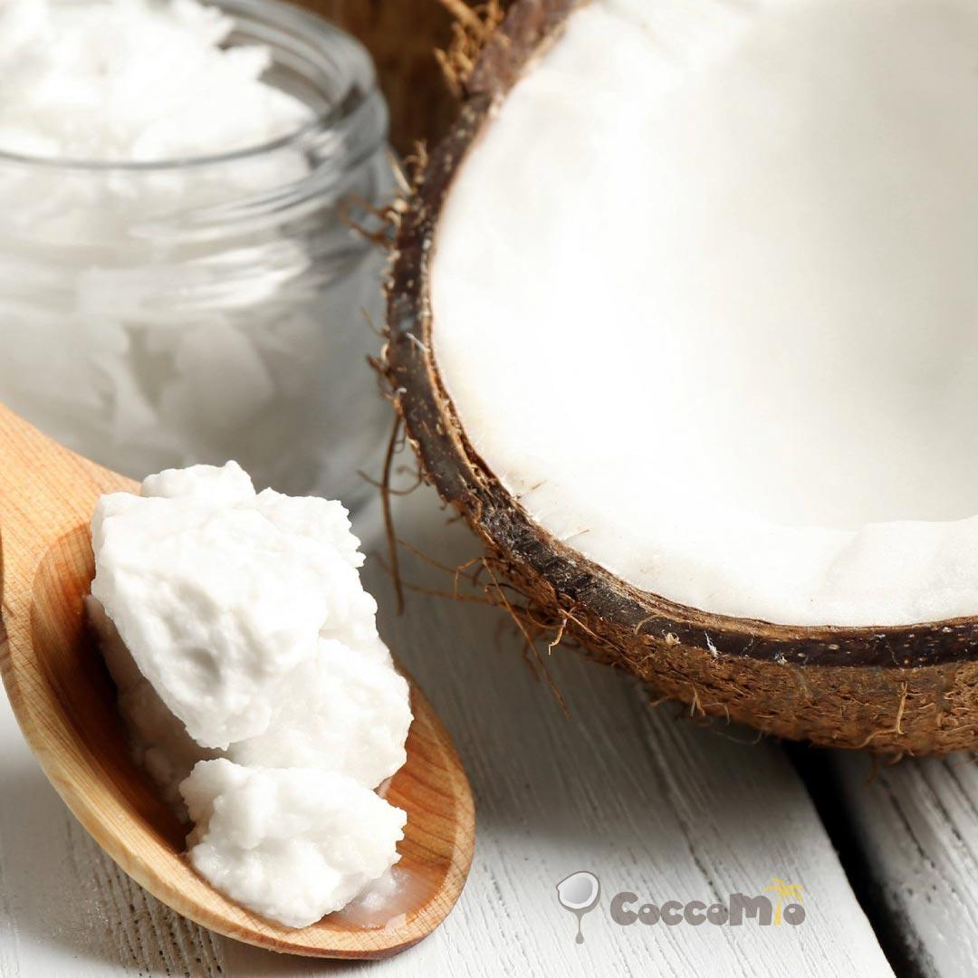 CoccoMio Coconut Oil Taste Test Coconutty