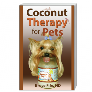 CoccoMio Coconut Therapy for Pets by Bruce Fife