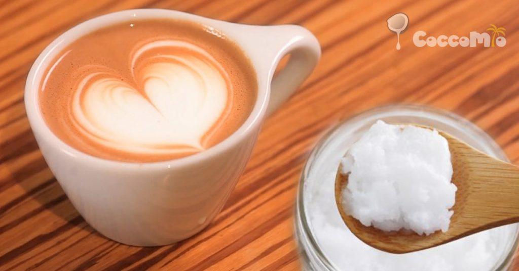 CoccoMio Fresh Centrifuged Organic Virgin Coconut Oil Coffee
