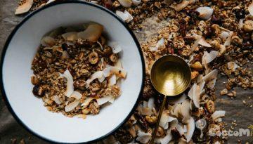 CoccoMio Granola Quinoa and Pecan Recipe