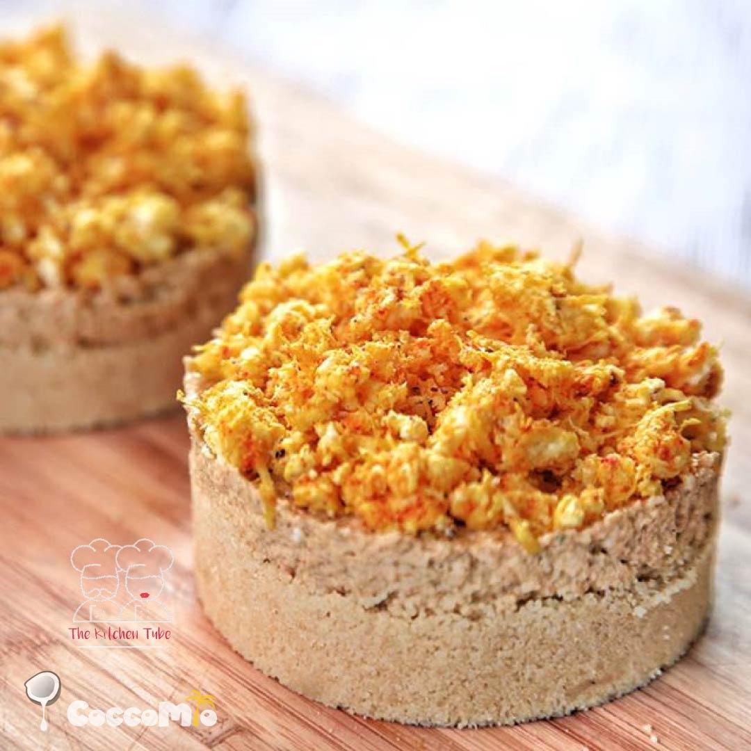 CoccoMio KitchunTube Salty Cheesecake Recipe