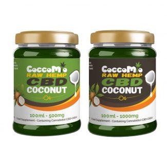CoccoMio CBD Coconut Oil 100ml