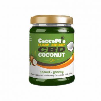 CoccoMio CBD Coconut Oil 500mg