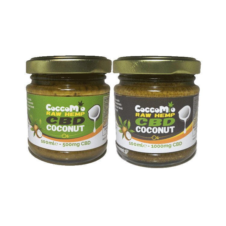 Olio di Cocco CBD