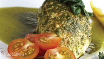 CoccoMio Rocket Pesto Chicken Recipe