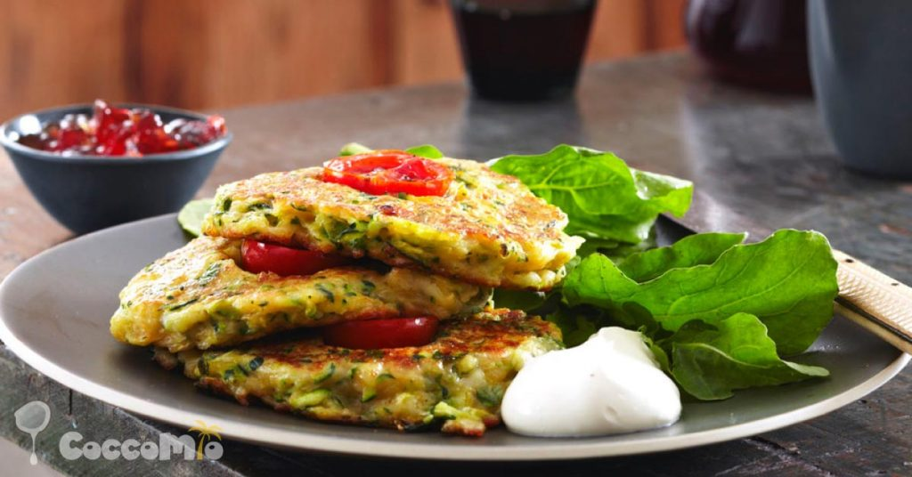 CoccoMio Scrambled Eggs Vegetables Recipe