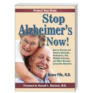 CoccoMio Stop Alzheimer's Now by Bruce Fife