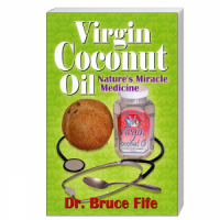 CoccoMio Virgin Coconut Oil Nature's Miracle Medicine by Bruce Fife
