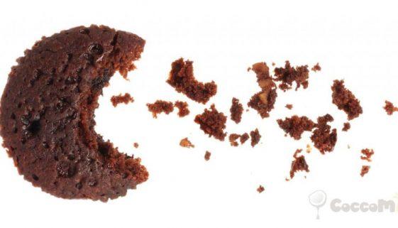 CoccoMio no bake chocolate almond coconut cookie recipe