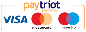 Visa Mastercard Credit debit card secure payments paytriot